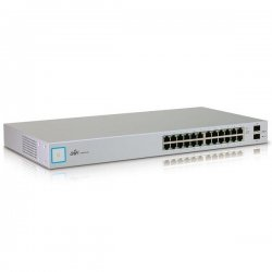 UniFi Switch - 24x Gbit LAN, 2x SFP port, 25W