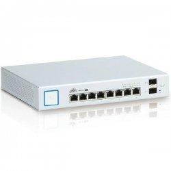 UniFi Switch - 8x Gbit LAN, 2x SFP port, POE+, 150W