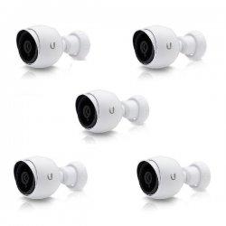 Outdoor camera UniFi Video G3, 1080p resolution, IR LED, H.264, PoE - set 5 pcs