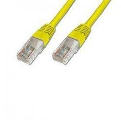 kabel patch UTP c5e 10m yellow