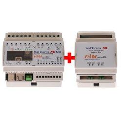 WATTrouter M SSR + current sensors