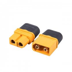 Connector XT-60 (pair)