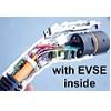 Charging plug J1772 with EVSE electronics