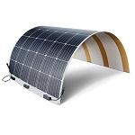 Flexible solar panels!