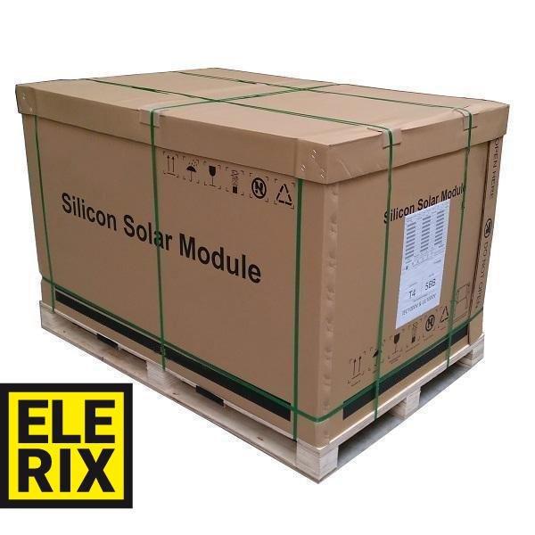 Solar panel GWL / Sunny Mono 310Wp 60 cells, MPPT 32V (ESM-310 Black)