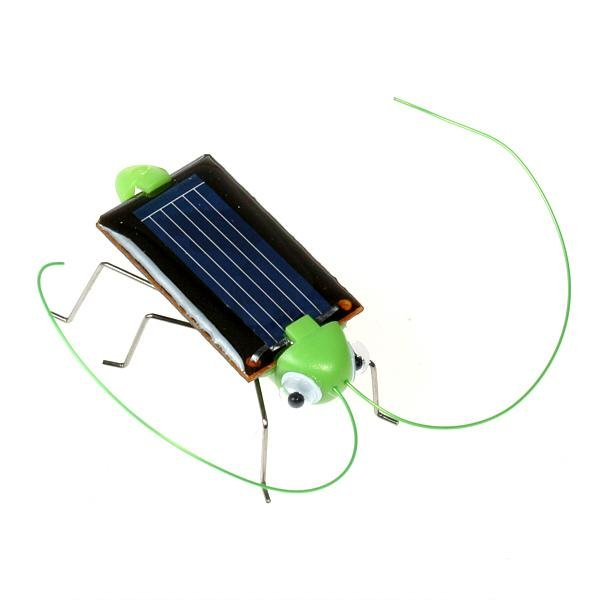 Promo: Bug Powered by Solar Energy (for fun!)