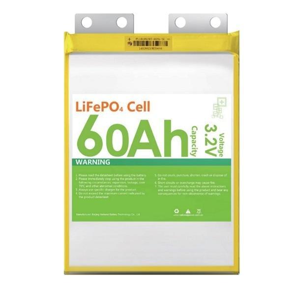 NPB LiFePO4 Power 3.2V/60Ah