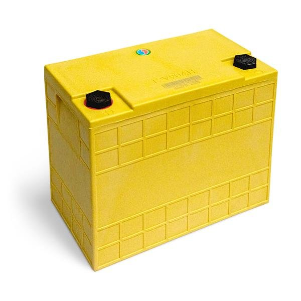 LiFePO4 12V, 90Ah Lithium Yttrium High Power Battery LiFeYPO4 - WB-LP12V90AH